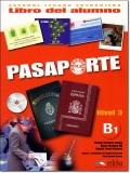 ワケあり本:PASAPORTE ELE B1 LIBRO DEL ALUMNO + CD