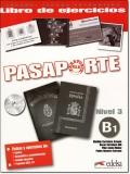 PASAPORTE ELE B1 CUADERNO DE EJERCICIOS + CD