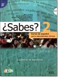 SABES? 2 CUADERNO DE EJERCICIOS