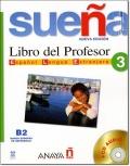 SUENA 3 LIBRO DEL PROFESOR + CD