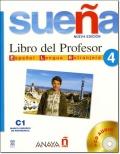 SUENA 4 LIBRO DEL PROFESOR + CD