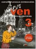 NUEVO VEN 3 LIBRO DE EJERCICIOS + CD