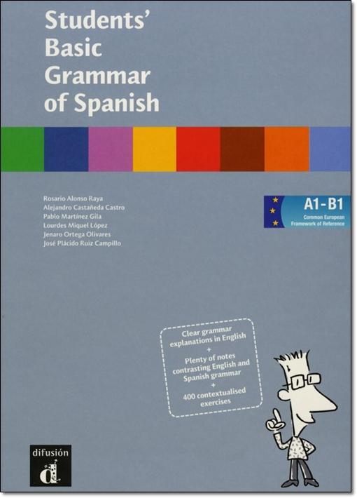 ワケあり本:STUDENTS' BASIC GRAMMAR OF SPANISH
