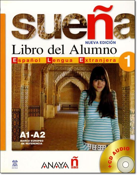 SUENA 1 LIBRO DEL ALUMNO + CD