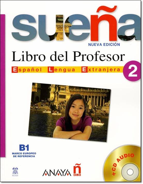 SUENA 2 LIBRO DEL PROFESOR + CD