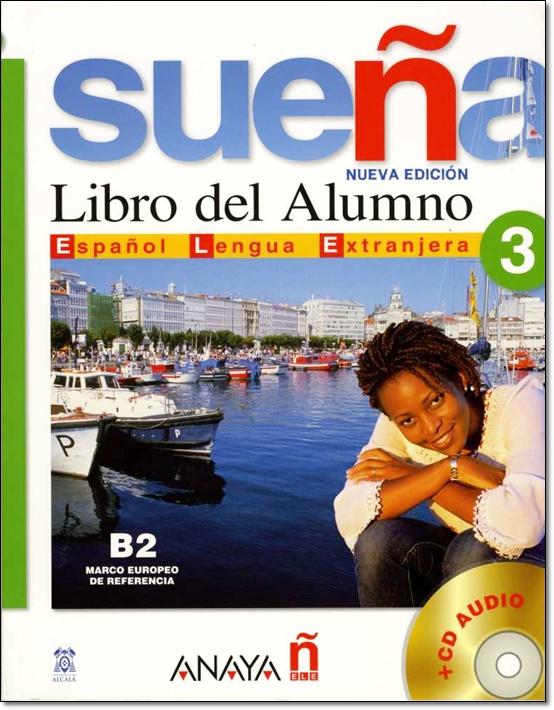 SUENA 3 LIBRO DEL ALUMNO + CD