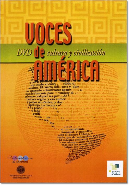 VOCES DE AMERICA (DVD)