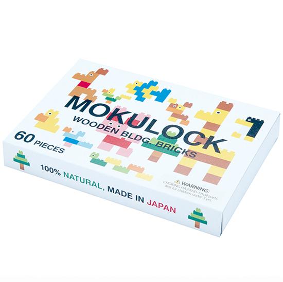 もくロックmokulock KODOMOシリーズ 60ピース