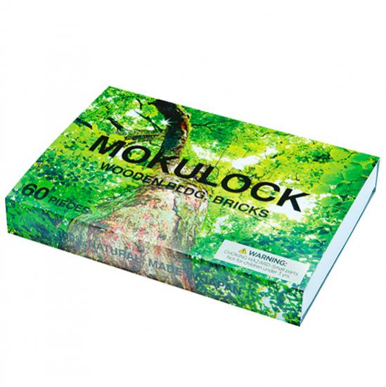 もくロックmokulock OTONAシリーズ60ピース