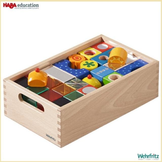 WEHRFRITZ ベルフリッツ 保育積木・ファンタジー WF025201 おもちゃ おしゃれ 積木 ブロック