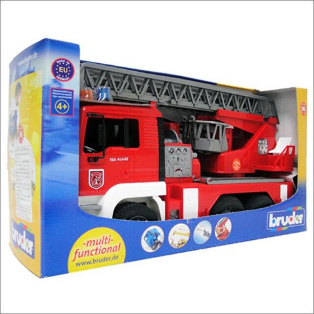 buderブルーダーMAN消防車 bz02771