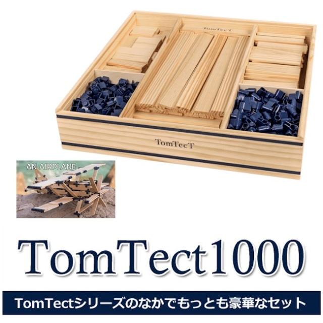 tomtect100 木の組み立て パズル 知育玩具 知的おもちゃ 創造力 フランス トムテクト 子供から大人まで