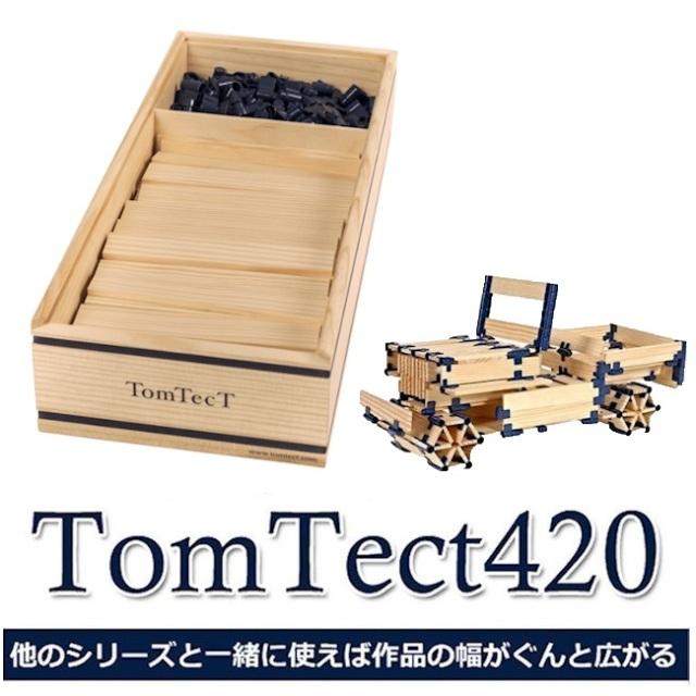 tomtect420 木の組み立て パズル 知育玩具 知的おもちゃ 創造力 フランス トムテクト 子供から大人まで
