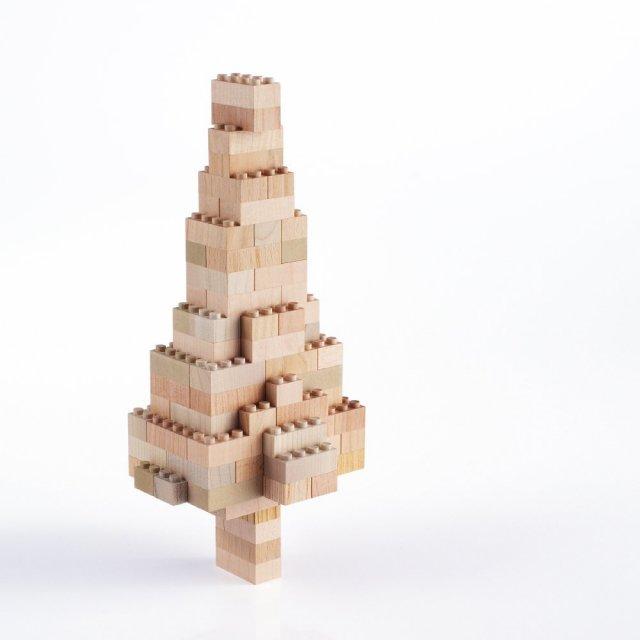 もくロックMOKULOCK木製レゴブロック