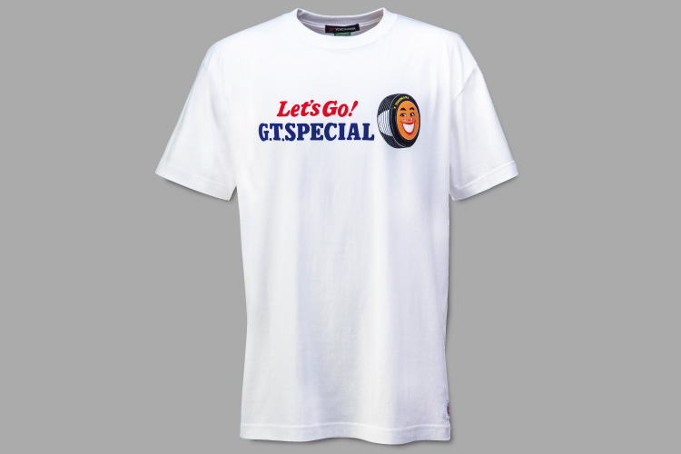G.T.SPECIAL Let's Go Tシャツ