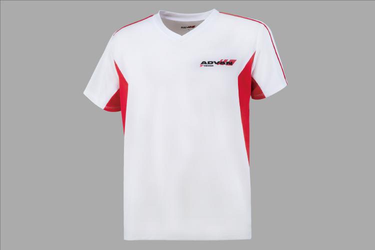 ADVAN Tシャツ シロ