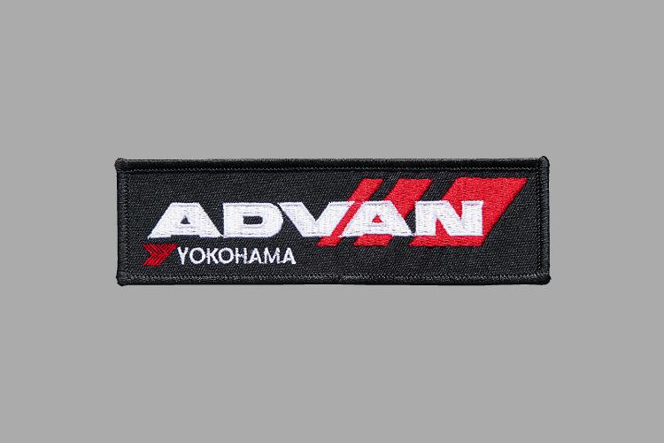 ADVAN ワッペン S