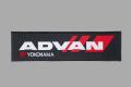 ADVAN ワッペン L