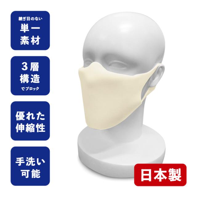 洗えるウレタンマスク