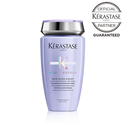 【メーカー認証正規販売店】KERASTASE ケラスターゼ BL バン ブロンドアブソリュ  250ml(紫色素配合シャンプー)【オフィシャルパートナー】