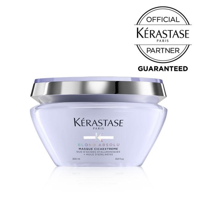【メーカー認証正規販売店】KERASTASE ケラスターゼ BL マスク シカエクストリーム 200ml 【オフィシャルパートナー】