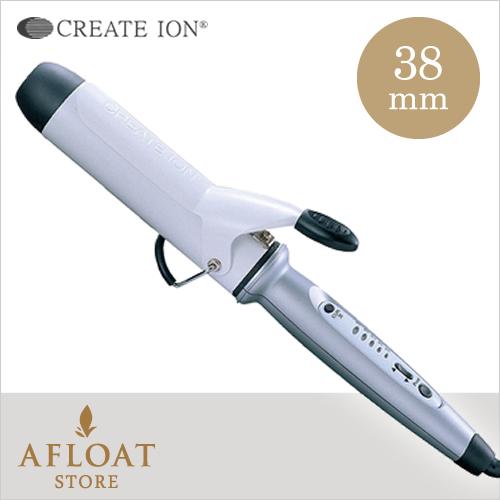 【正規品】【送料無料】クレイツイオン カールアイロン 38mm