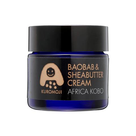 バオバブ&シアバタークリーム クロモジ