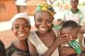 ポストカード「笑顔が素敵なズオ村の子供たち」