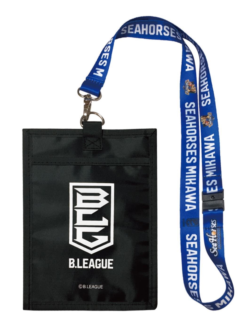 B.LEAGUE チケットホルダー シーホース三河 【メール便可能】