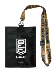 B.LEAGUE チケットホルダー 琉球ゴールデンキングス 【メール便可能】