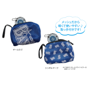 横浜DeNAベイスターズ メッシュポーチ 全2種 【メール便可】