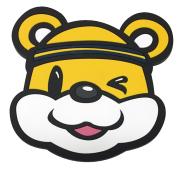 B.LEAGUE ブレッキー コースター 【メール便可能】