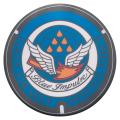 ご当地マンホールチェアパッド航空自衛隊松島基地