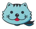 B.LEAGUE はんニャリン コースター 【メール便可能】