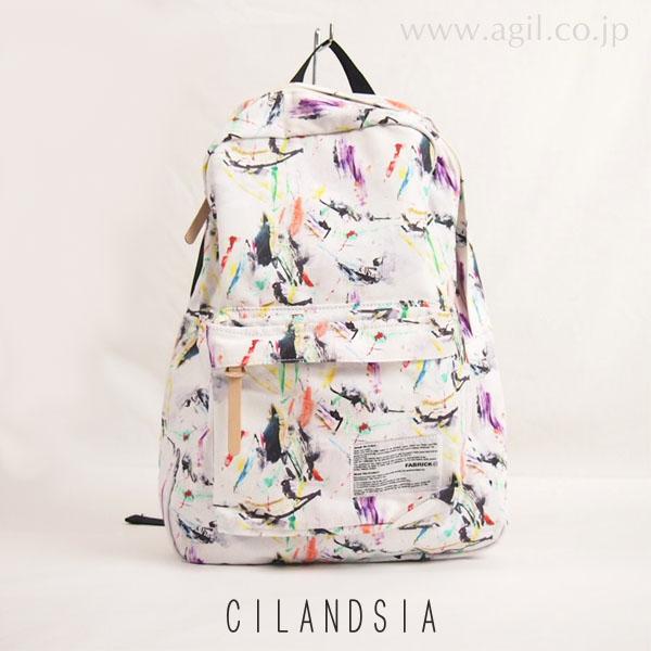 CILANDSIA(チランドシア) x FABRICKコラボ バックパック リュック ユニセックス