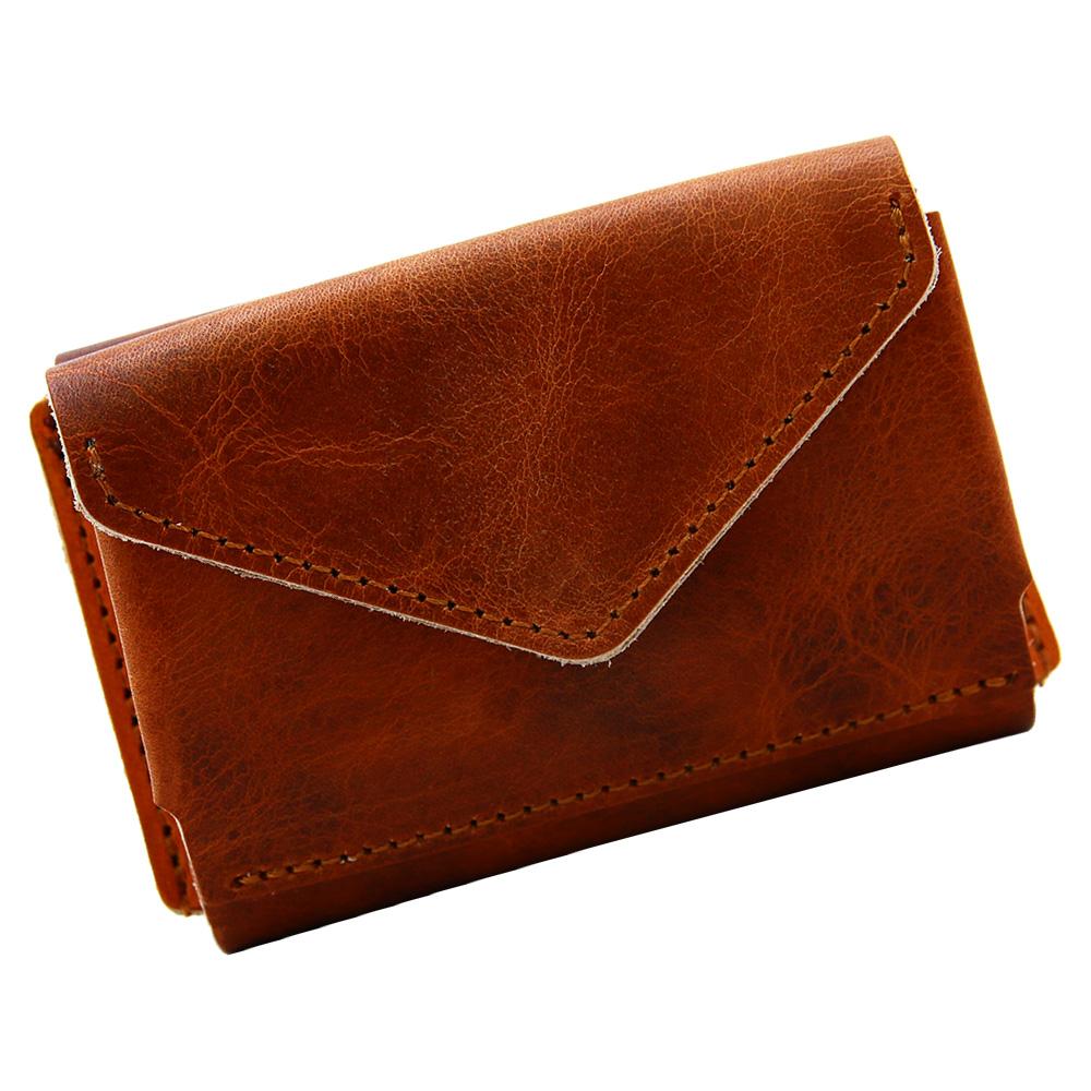 ミニ財布 小さい財布 ミニウォレット コンパクト ミニマリスト ミニマル ヌメ