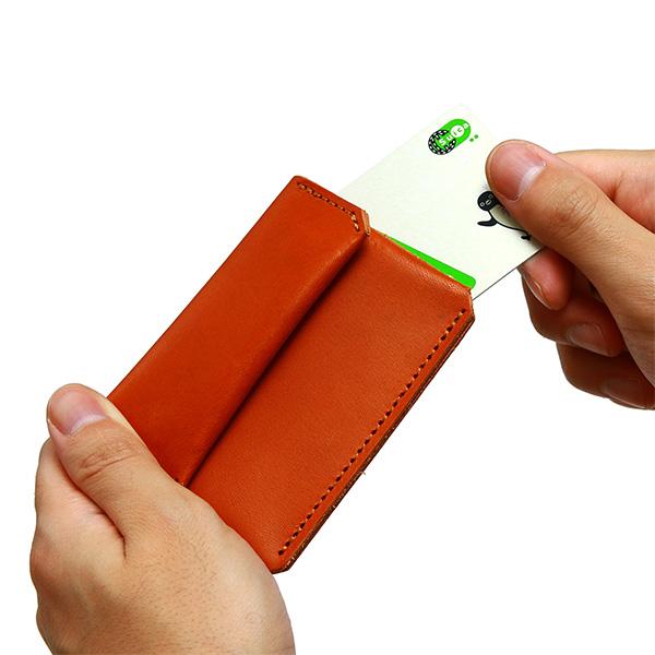 極小財布 ウォレット 財布 革 レザー 日本製