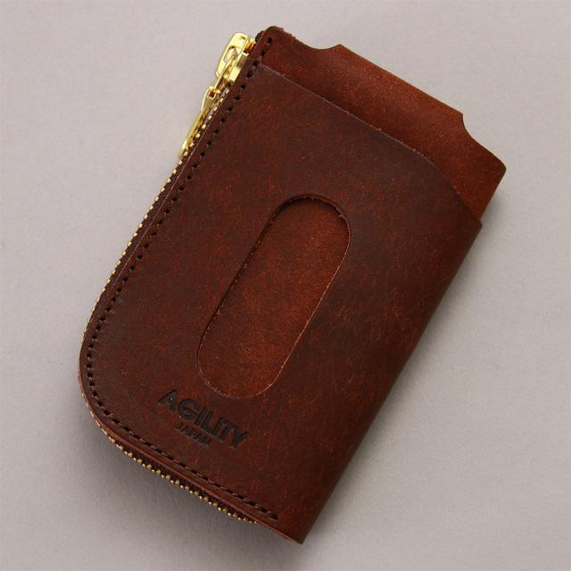 キーケース カードケース パスケース キーケース付パスケース 革 レザー