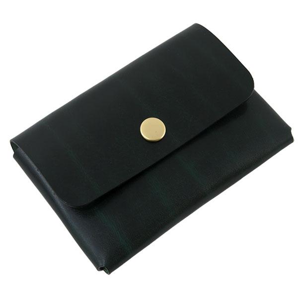 カードケース 名刺入れ 牛革 レザー ルガトー 日本製 メンズ ユニセックス
