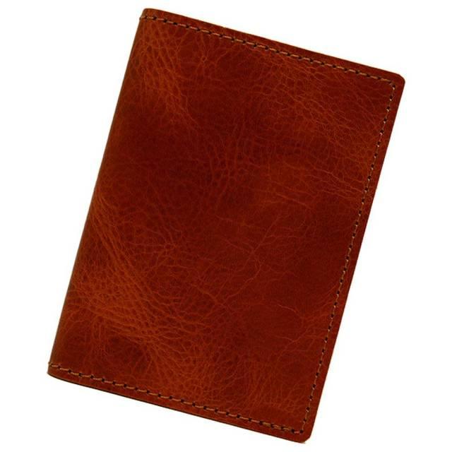 カードケース 本革 薄型 コンパクト 二つ折り メンズ レディース 20枚 日本製 ヌメ