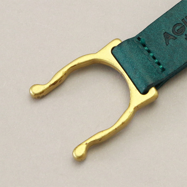 ペットボトルホルダー ペットボトル 500ml 真鍮 牛革 レザー 本革 ペア プレゼント 革小物