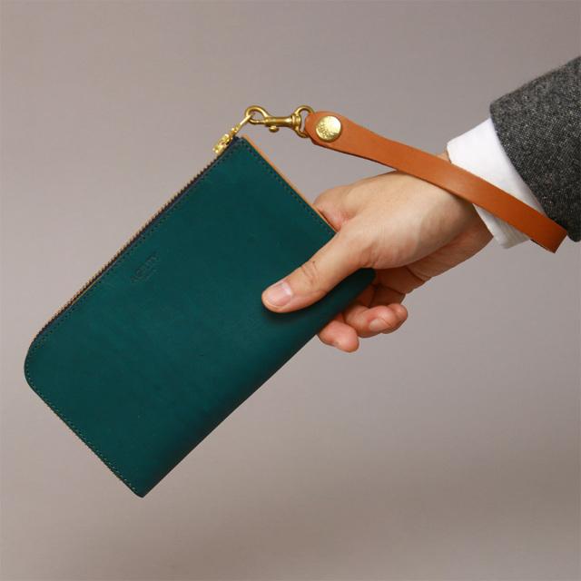 L字ファスナー 財布 トラベルウォレット 旅行財布 メンズ レディース 大容量