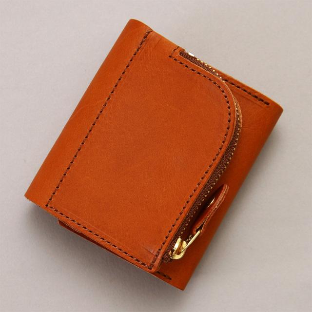 財布 三つ折り キーケース 5連 スマートキー 本革 レザー 一体型