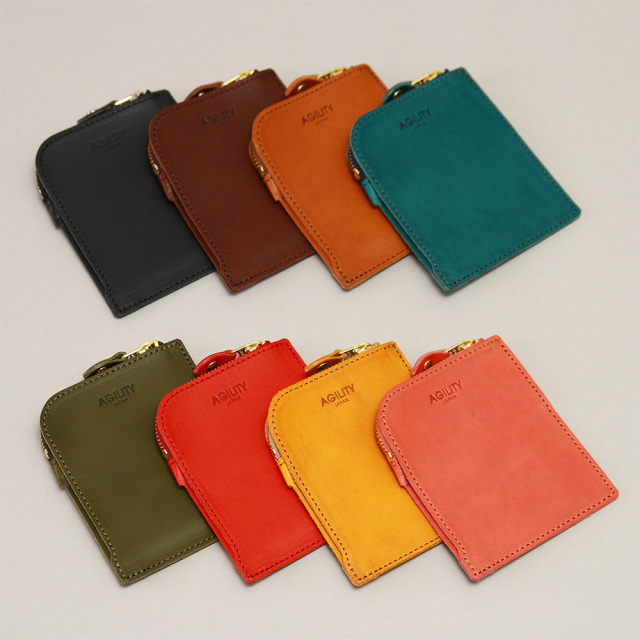 財布 極薄財布 コンパクト 薄い 本革 レザー 本革 ショートウォレット