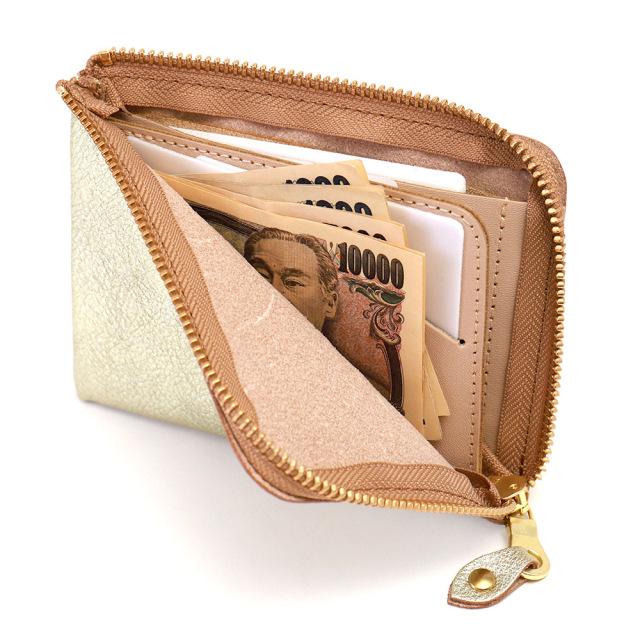 短財布 ミニ財布 コンパクト 6枚 薄型 シンプル 本革 レザー