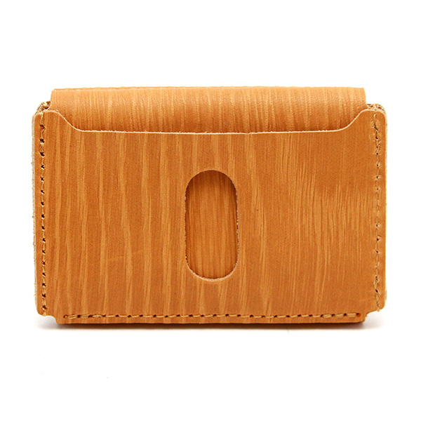 ミニ財布 小さい財布 ミニウォレット コンパクト ミニマリスト ミニマル イエロー