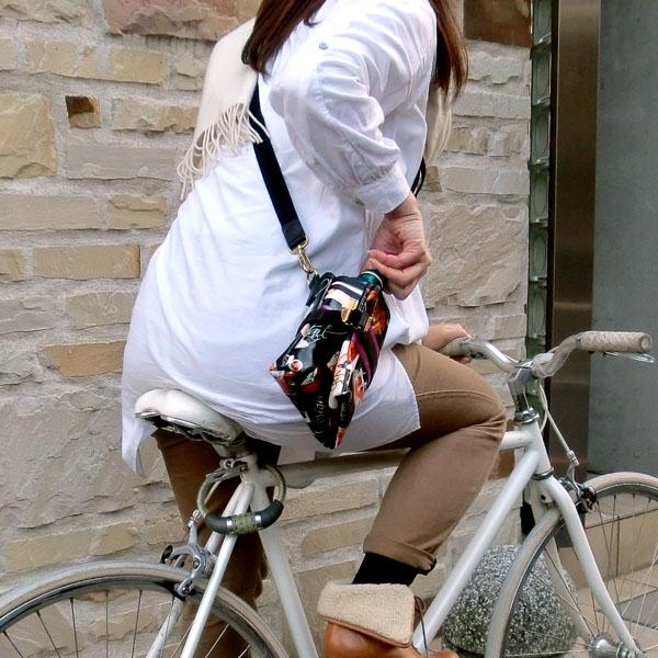 日本製 進化したシザーバッグ【サベルト】