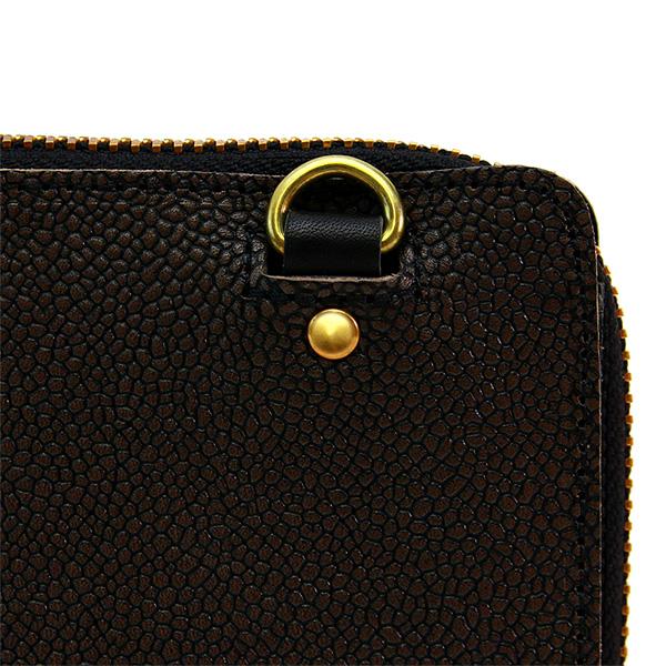 特大 長財布 クラッチバッグ ショルダーバッグ 牛革 日本製
