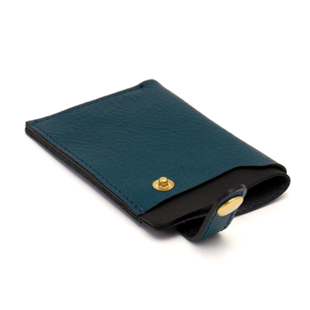 パスケース 定期入れ 定期券 カードケース 名刺入れ シンプル 本革 レザー 革小物