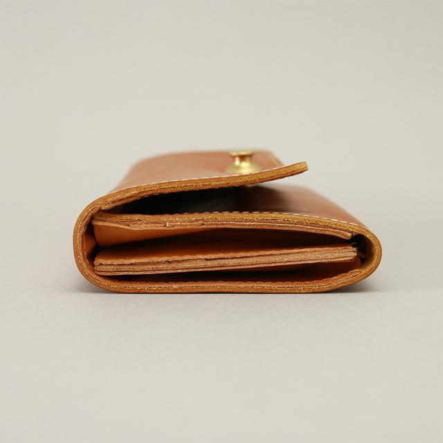 長財布 ギャルソン財布 ギャルソンウォレット 牛革 本革 レザー 日本製